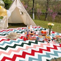 Parts 200cm*200cm Extra Large Picnic Blanket Suede Outdoor Beach Mat Foldable Thick Camping Tent Ground Trekking