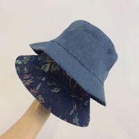 Balde de moda chapéu tampa para homens mulher bonés de beisebol beanie casquettes fisherman baldes chapéus retalhos de alta qualidade verão sol viseira