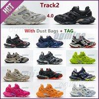 3.0 Tess S Pack2 Corredores zapato para hombre Pista de mujeres 20SS 19FW Negro Plataforma de fondo grueso Deportes Zapatos casuales Zapatillas de deporte 35-45 [No hay versión de lámpara] O5PE #