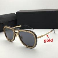 Sommersonnenbrille für Männer und Frauen 007 Anti-Ultraviolett-Retro-Platten-Mode-Brille Random Box H007