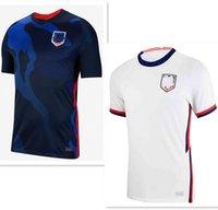 18-20 Америка Домашняя и выездная футбольная майка США Футбол Камизас США Национальный футбол Камиссетасская рубашка Kit Maillot Maglia