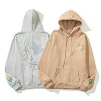 Travis Scott Mens Joint Sweater Hoodies 앞면 편지 인쇄 스웨터 남성 여성 캐주얼 TS Hoodie Streetwear 겨울 긴 소매 품질 Cottom 선인장 코트