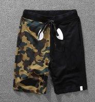 21SS Mens Designer Short Joggers Pantaloni con lettere Motivo Pattern Estate Uomini Donne Beach Shorts Pantaloni Casual Pantaloni Abbigliamento M-2XL Opzionale