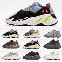 Kinderschuh Official  2090 Schwarz-weißen Sneaker Abstrakt Sneaker Jungen-Mädchen-Triple Black White Big Kinder 30th Anniversary Laufschuhe