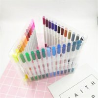iwC creative double head marker for students painting pens creative double head pen watercolor watercolormarker for students