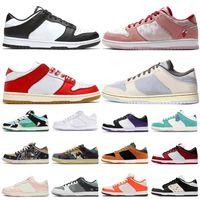Supreme x Nike SB Dunk Low الرجال إمرأة مجنون كاسينا المدربين عارضة الأحذية مكتنزة دانكي البرازيل كنتاكي الأبيض قبالة باريس الأزرق الأسود أحذية رياضية شيكاغو