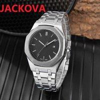 Super luminous montre de luxe all the crime quartz watches, leisure fashion scanning tick Business chronograph Wristwatches solid full stainless steel bracelet