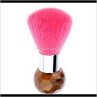 Brosses Soins Outils de coiffage Produits Drop Drop Livraison 2021 Barber Cou Duster Tool Tool Tool Épilation Hairbrush Coupe-cheveux Coupe-cheveux Brosse de nettoyage FNP2