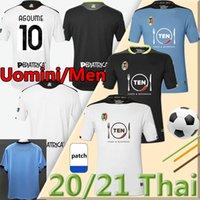 20/21 4XL SPEZIA Calcio Soccer Trackss Home Over Third 2021 Agudelo Pobega Agoume Chabot D. Farias Футбольная рубашка Униформа Top Tailand