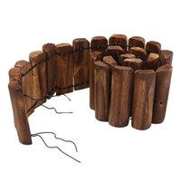 Esgrima, Puertas enrejadas 1pc Garden Cerca de madera Anticorrosivo para exteriores