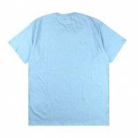 캐주얼 남성 T 셔츠 패션 스웨터 인쇄 편지 O 넥 목화 streetwear 커플 티즈 6 스타일 크기 M-XL