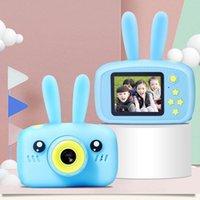 Цифровая мини-детская камера мультфильм видео PO дисплей игрушки открытый Pogrape реквизит для ребенка рождественские подарочные камеры