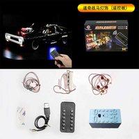 MOC LED Light Kit для 42111 High-Tech Upded Charger Toys Строительные блоки Модель Освещение Установите дистанционное управление Edition H0917