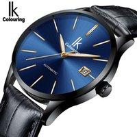 Relogio Masculino IK Coloriage Sports Sports Montre-Bracelet Fashion Business Homme Machinières Mécanique Mécanique Hommes