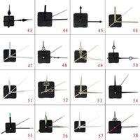Wall Clocks DIY Quartz Clock Movement Mechanism Hands Repair Tools Parts Silent Kit Set T8WE