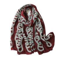 Scarves 2021 Women Viscose Shawl Scarf Lady High Quality Wrap Pashmina Stole Bufanda Muslim Hijab 180*90Cm Bandana Ladies