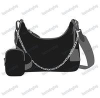 2021 Crazy Sales Luxury Damen Tasche Super Mini Lady Taschen Geldbörse Brieftasche Designer Handtaschen Schöne Vintage Gold Mental Hohe Qualität Multi-Color-Optionen Weitere Größen Nylon
