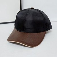 مصممون الكرة قبعات القبعات الرجال الفضي إمرأة دلو الجلود الشمس قبعة النساء المرقعة بيني قبعة للرجال قبعة بيسبول مع خطاب gorro casquette brands الأسود