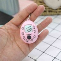 Party Favor Rock Paper Scissors Key Chain Finger Guessing Game RPS Classic Capsule Toys Kids Gifts Face Dolls Keychains Fidget Toy B54U