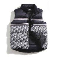 2021 New Vests Men Mens Sleeveless Jacket Cotton-Padded Men's Vest Autumn Winter Casual Coats Male Waistcoat