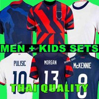 2022 Pulisic McKennie Soccer Jersey Aaronson Musah 2021 Presse Sargent Morgan Lloyd America Football Jerseys Etats Unis Chemise Camisetas Femmes Hommes Enfants