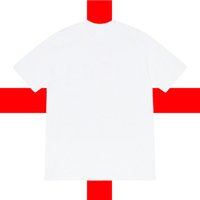 Unisex Brief Drucken T-Shirt Mode Frauen Sommer T-Shirt Männer Casual Lose Kurzarm Trendy Street Wear Hip Hop Style Ins Multicolor Cool Boy
