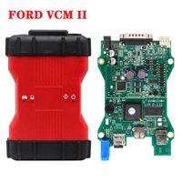 Ferramentas de diagnóstico Full Chip VCM 2 Dianóstico Scanner Multi-linguagem VC M2 IDS V120 Ferramenta II MII OBD2 para FRD / M-AZDA