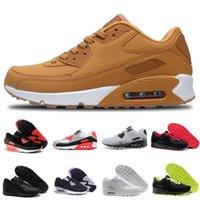2021 homens correr sapatos clássico mens e mulher sneakers treinador de almofada de almofada de superfície casual sneaker 36-45