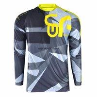 Racing Jackets Pro MTB Crossmax Moto Джерси Горный велосипед Одежда Велосипеда Футболка DH MX Велосипедные рубашки с дороги Креста Мотокросс износ