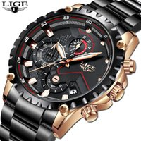 Lige Marke Herren Mode Uhren Männer Sport Navi Force Quarz Uhr Mann Kreative Militäruhr Armbanduhren Relogio Masculino