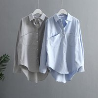 Women's Blouses & Shirts Spring Women Summer Blouse Korean Long Sleeve Womens Tops And Vintage Blusas Roupa Feminina