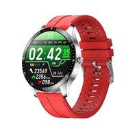 디자이너 럭셔리 브랜드 시계 S80 남자 여성 스포츠 스마트 피트니스 트래커 심박수 수면 모니터 다중 iOS / Android 휴대 전화