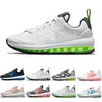أحذية الرجال الجري جينوم جودة عالية المخروطين الثلاثي الأسود الأبيض الفيروز بالكاد روز مشرق فريق أحمر رجل تنفس الرياضة الرياضية أحذية رياضية الحجم 7-11