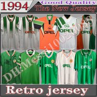 1992 1993 IReland Retro Soccer Soccer Jersey 1990 Home Classic Vintage Irish Sheedy 1994 1995 1995 1996 Away Футбольные рубашки 1997 1998 McGrath Keane Houghton Aldridge