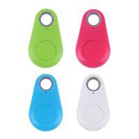 Smart GPS Other Dog Supplies Tracker Mini Anti-Lost Waterproof Bluetooth Locator Tracer For Pet Dogs Cat Kids Car Wallet Key Collar DDA6032