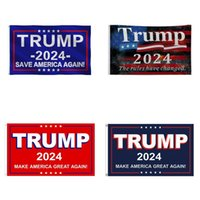 Trump Presidential US Banner Flag 2024 General Election Flags Campaign For Banners The Rules Have Changed 90*150cm 8 5qw Q2