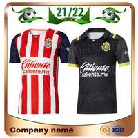 2021 Pulido Club America Liga MX Chivas Soccer Jerseys 21/22 o.pineda a.pulido C.Fierro E.Lopez 3 셔츠 축구 유니폼