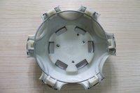 4pcs 140mm 95mm argent chromé complet chromé hub capuchon alliage hubcaps fit 2007-2013 Toyota Land Cruiser 4000 Prado 4.0L