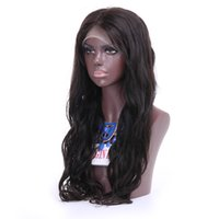 13*4 front Lace Wigs big loose Body Wave prepluck Human Hair line wig BabyHair 20 22 24inch