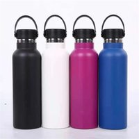 Hot American bottle hydroflask standard sports kettle stainless steel vacuum cup