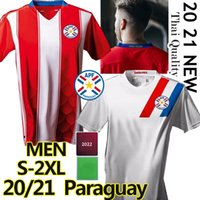 2021 باراجواي لكرة القدم الفانيلة المنتخب الوطني كوبا américa sanabria gonzález روميرو أيالا hombres camisetas دي fútbol الرجال كرة القدم