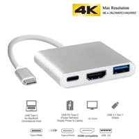 Thunderbolt 3 Adapter USB Type C Hub HDMI-compatible 4K support Samsung Dex mode USB-C Dock with PD for MacBook Pro Air 2021