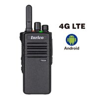 Inrico T522A Zello App 4G Radio Poc Walkie Talkie طويل المدى GPS بلوتوث اللاسلكية الاتصال الداخلي الروبوت