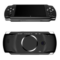 Game Controllers & Joysticks X1 X6 8GB 128-bit Handheld Console 10000+ Games 4.3 Inch HD Retro Video Gaming Player