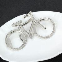 Ретро старинные велосипедные формы металла пивная бутылка открывалка вина открывалка милая ключевая цепь с брелок рекламный подарок jja238