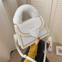 Handbag Luxurys Designer Tote Bag Branded crossbody Mini HBP messenger hand design woman quality texture fashion shoulder Fluff
