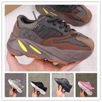 2021 Kleinkind Mädchen Junge Jugend 700 Baby Kanye West Chaussures Kinder Sport Sports Schuhe Jungen Kinder Mesh Outdoor Mode Wanderturnschuhe PSK
