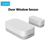 Original Xiaomi Youpin Aqara Door Window Sensor Zigbee Wireless Connection Door-Sensor Mini Smart-Sensors for App Control