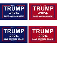 Trump Bayrak 2024 Seçim Afiş Donald Amerika Tutmak Amerika Büyük Yine Ivanka Bayrakları 150 * 90 cm 3x5ft HH21-378