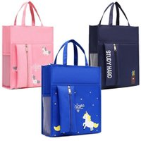 Children School For Girls Hand Bags Tote High Quality Nylon Kids Girl Shoulder Handbags Book